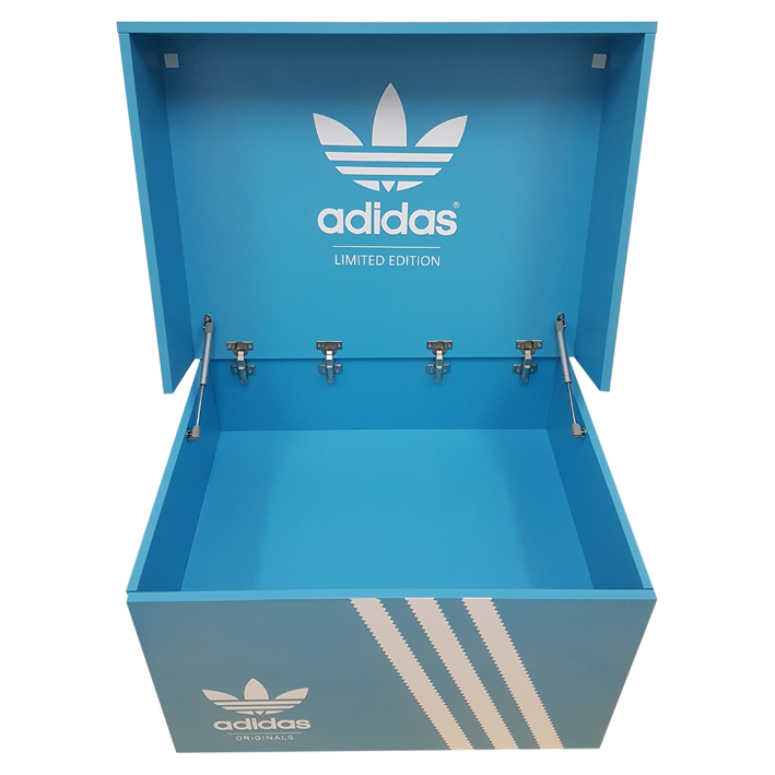 official photos f3ff4 dd438 Adidas sneakers box   DiSi BOX