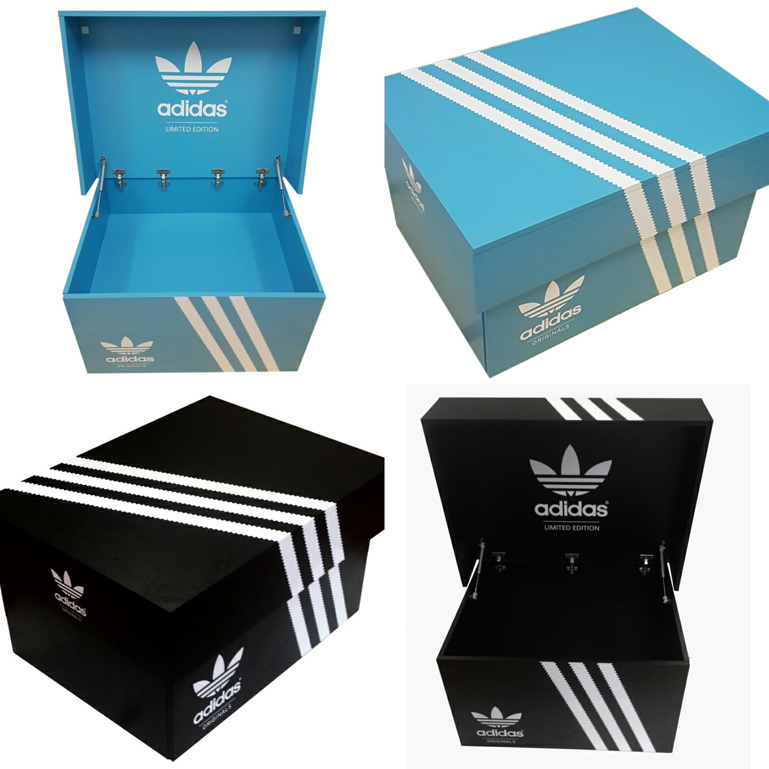 adidas sneakers box disi box. Black Bedroom Furniture Sets. Home Design Ideas